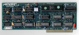 El Softcard, con su procesador Z80.