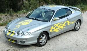 Hyundai Mejillón Coupe